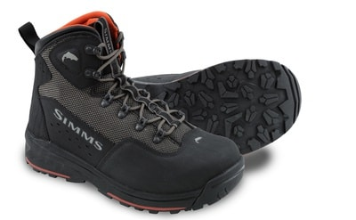 chaussures wading simms headwater boot vibram